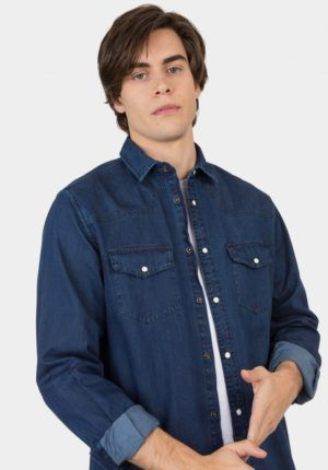 CAMISA DENIM REGULAR FIT LORIENT