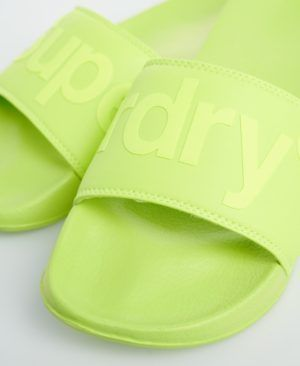 CHANCLAS DE PISCINA CITY NEON