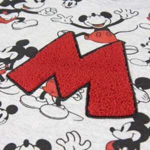 SUDADERA COTTON BRUSHED MICKEY