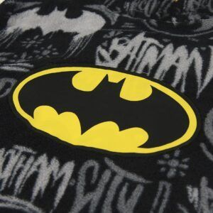 SUDADERA CORAL FLEECE BATMAN
