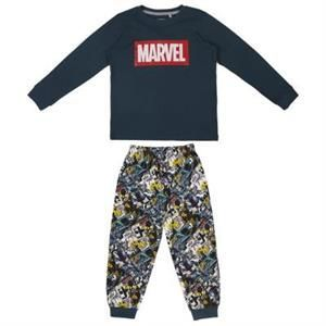 PIJAMA LARGO INTERLOCK MARVEL