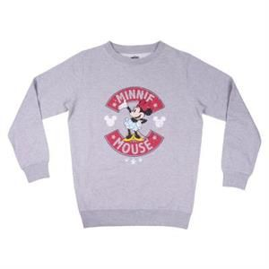 SUDADERA BRUSH FLEECE MINNIE