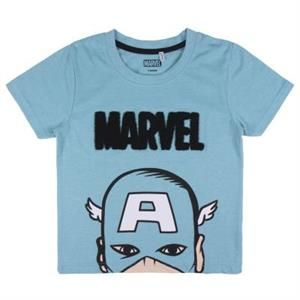 CAMISETA M CORTA SINGLE JERSEY MARVEL